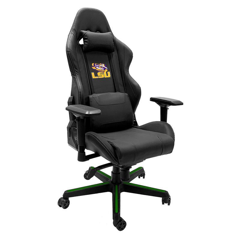 LSU Tigers Xpression Gaming Chair with Logo