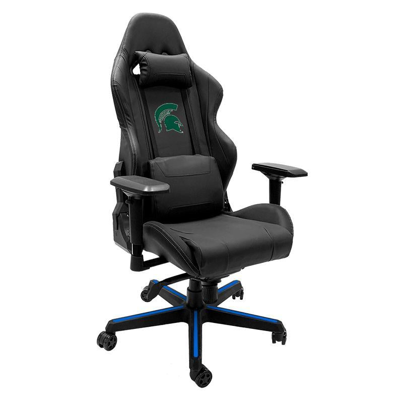Michigan State Spartans Xpression Gaming Chair with Logo