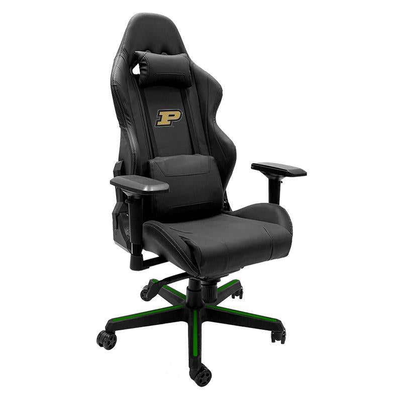 Purdue Boilermakers Xpression Gaming Chair with Logo