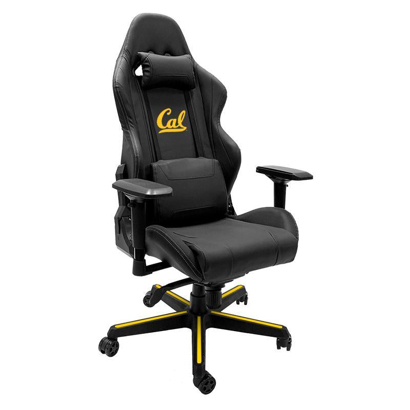 California Golden Bears Xpression Gaming Chair with Logo