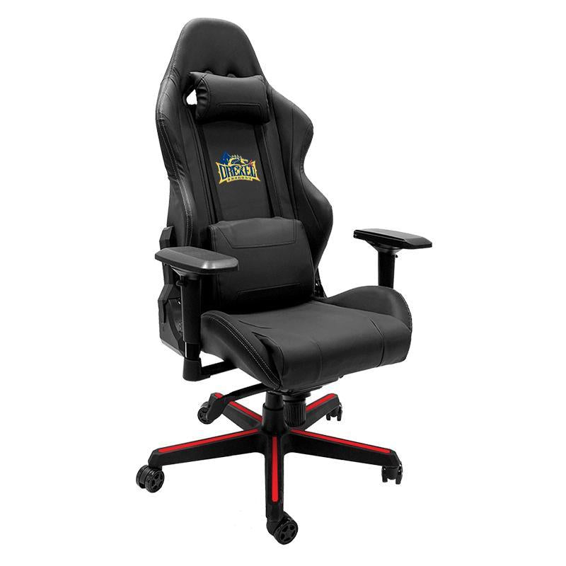 Drexel Dragons Xpression Gaming Chair with Logo