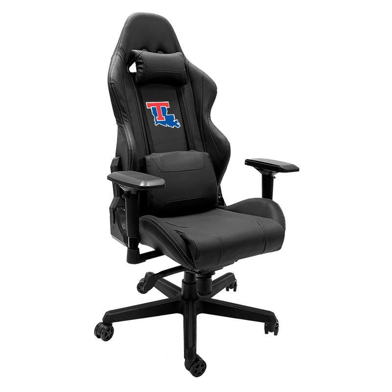 Louisiana Tech Bulldogs Xpression Gaming Chair with Logo