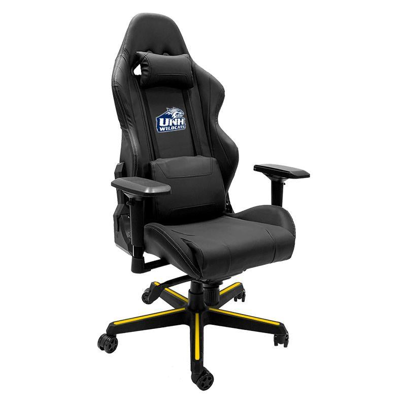 New Hampshire Wildcats Xpression Gaming Chair with Logo