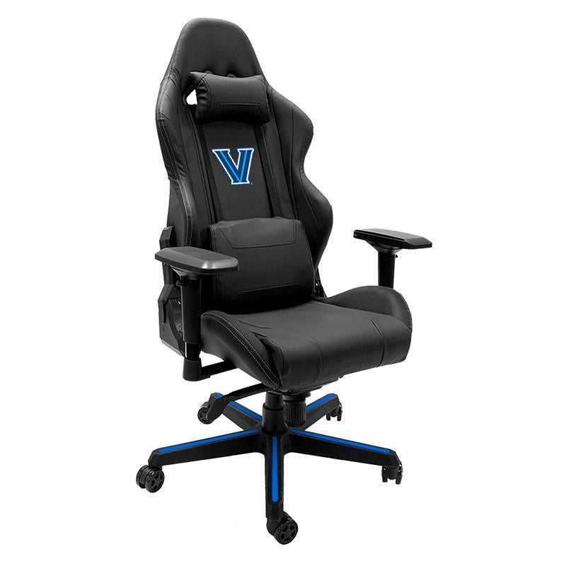 Villanova Wildcats Xpression Gaming Chair with Logo