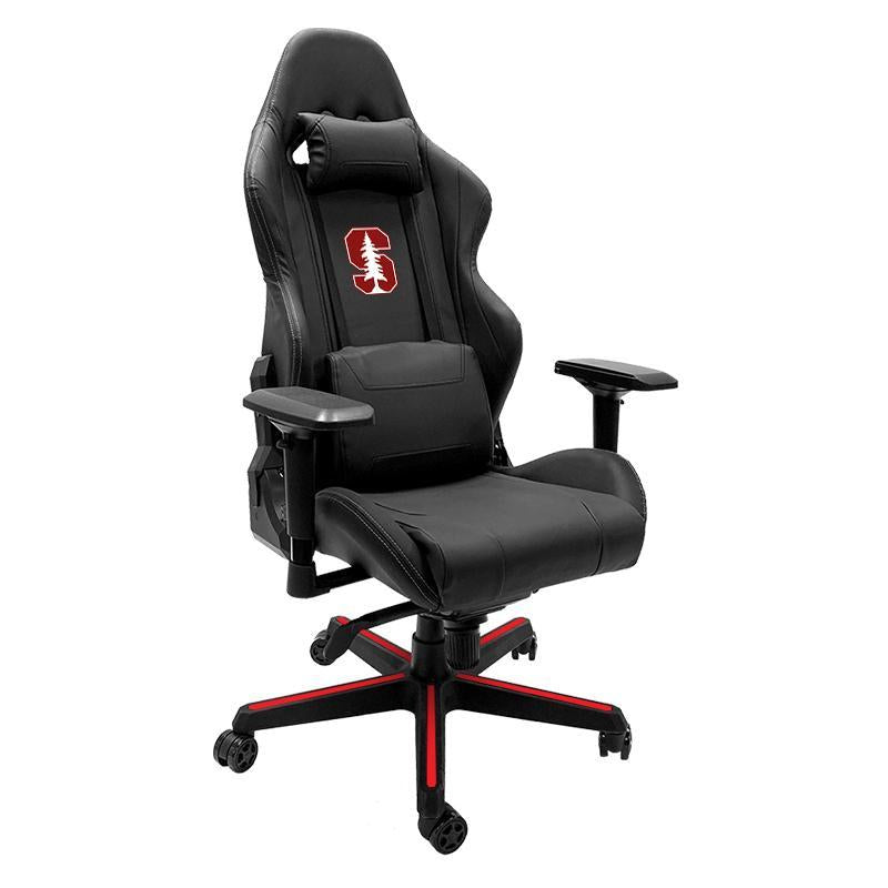 Stanford Cardinals Xpression Gaming Chair with Logo