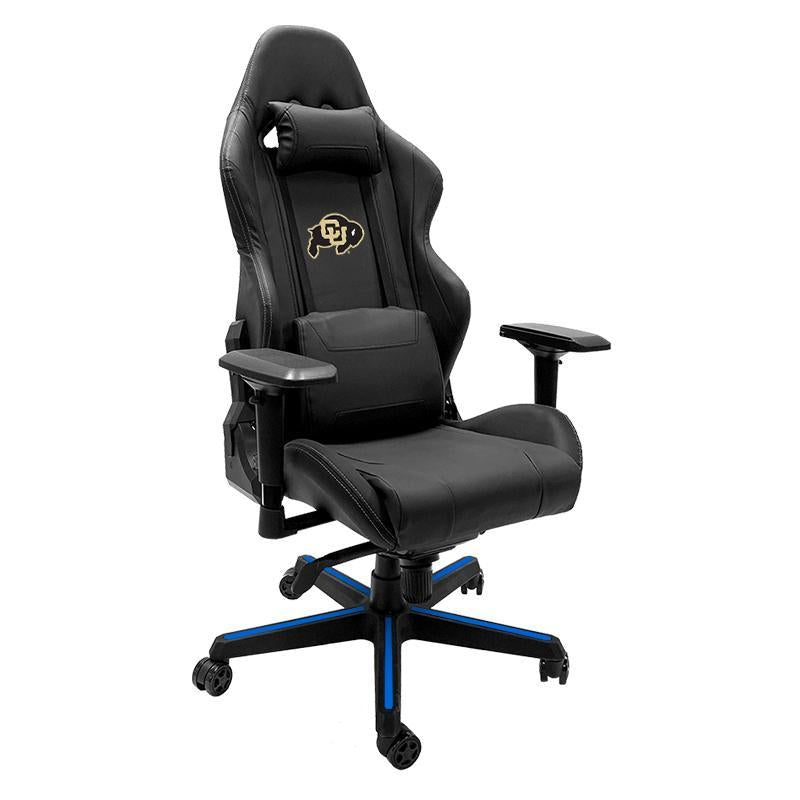 Colorado Buffaloes Xpression Gaming Chair with Logo