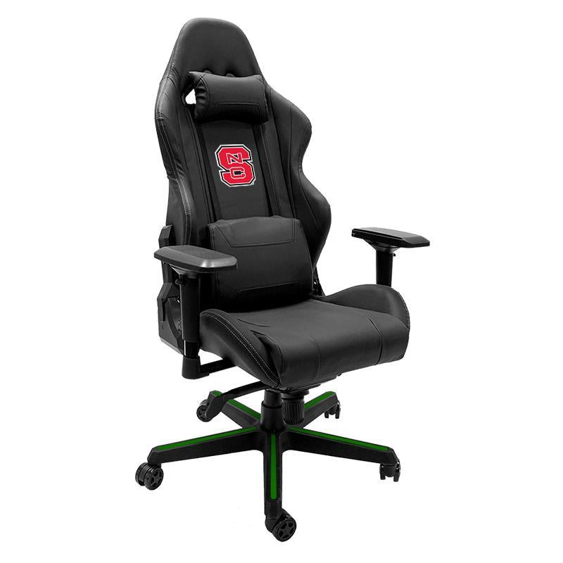 North Carolina State Xpression Gaming Chair with Logo