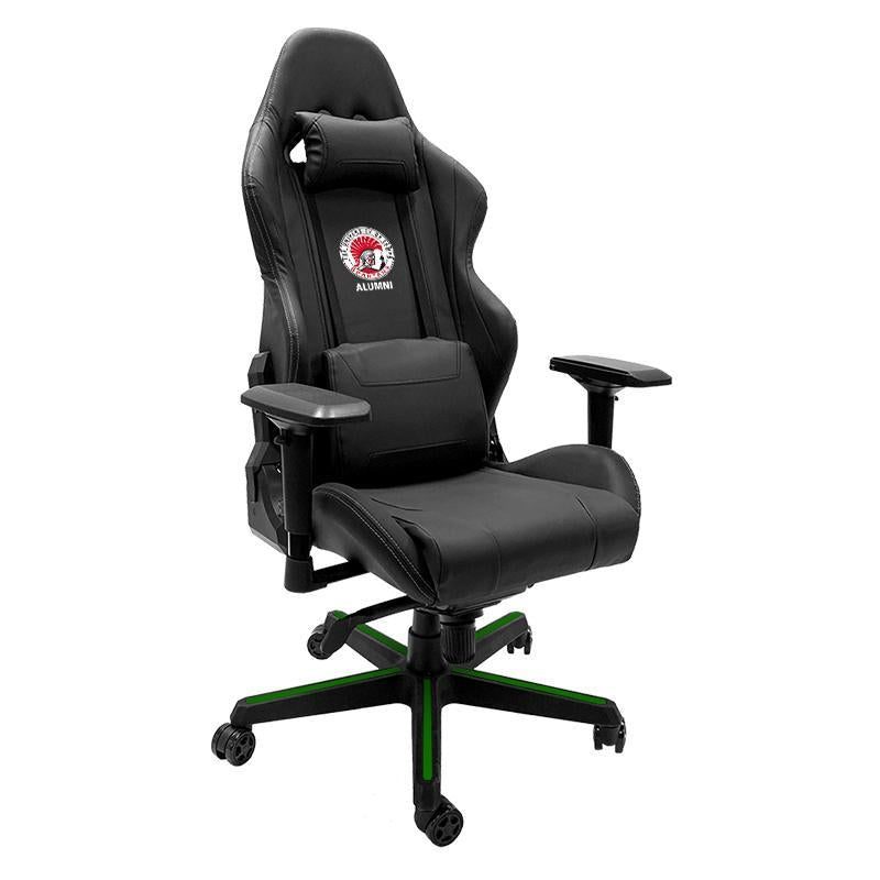 University of Tampa Alumni Xpression Gaming Chair with Logo