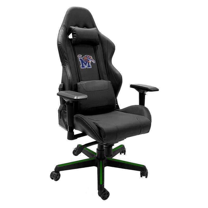 Memphis Tigers Xpression Gaming Chair with Logo