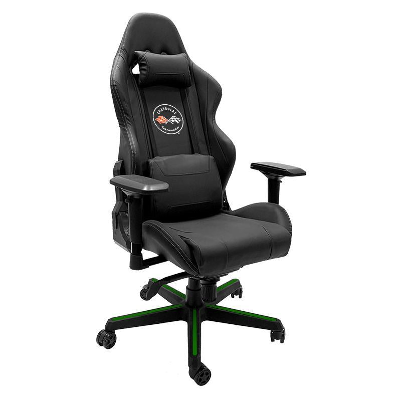 Corvette C1 Xpression Gaming Chair with Logo