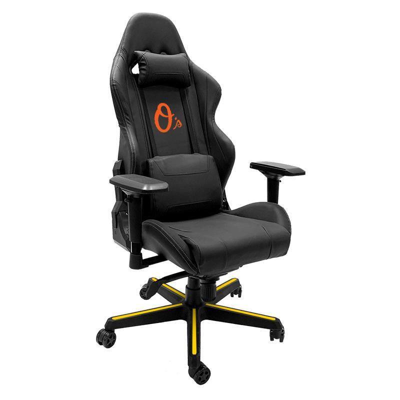 Baltimore Orioles Secondary Xpression Gaming Chair with Logo