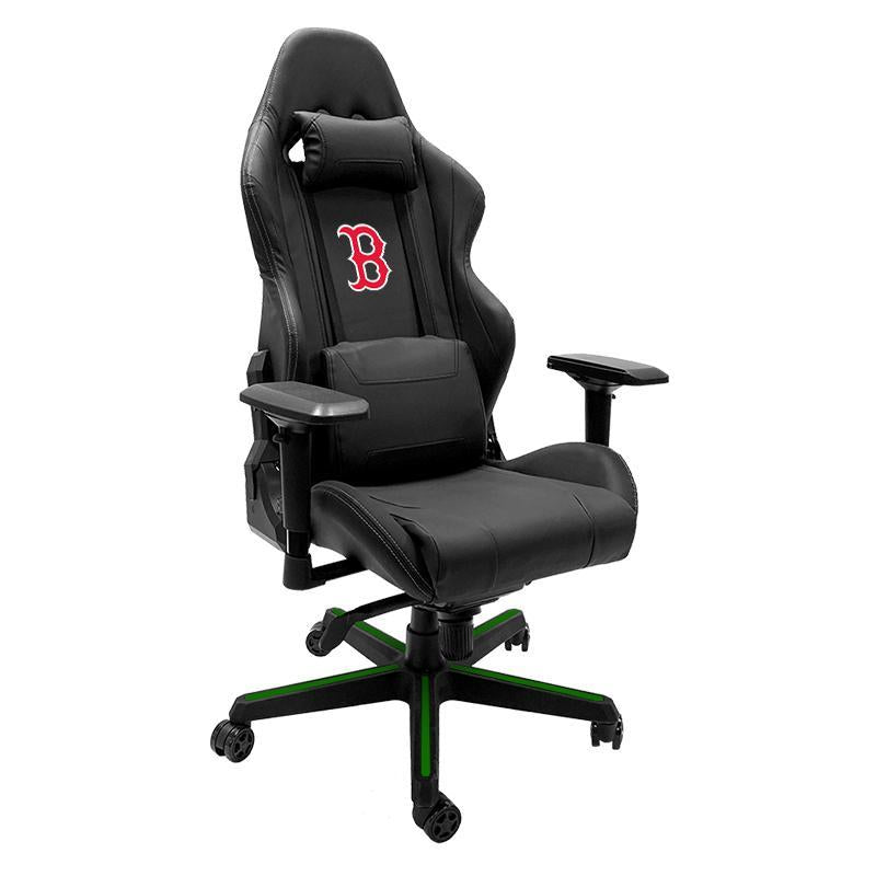 Boston Red Sox Secondary Xpression Gaming Chair with Logo