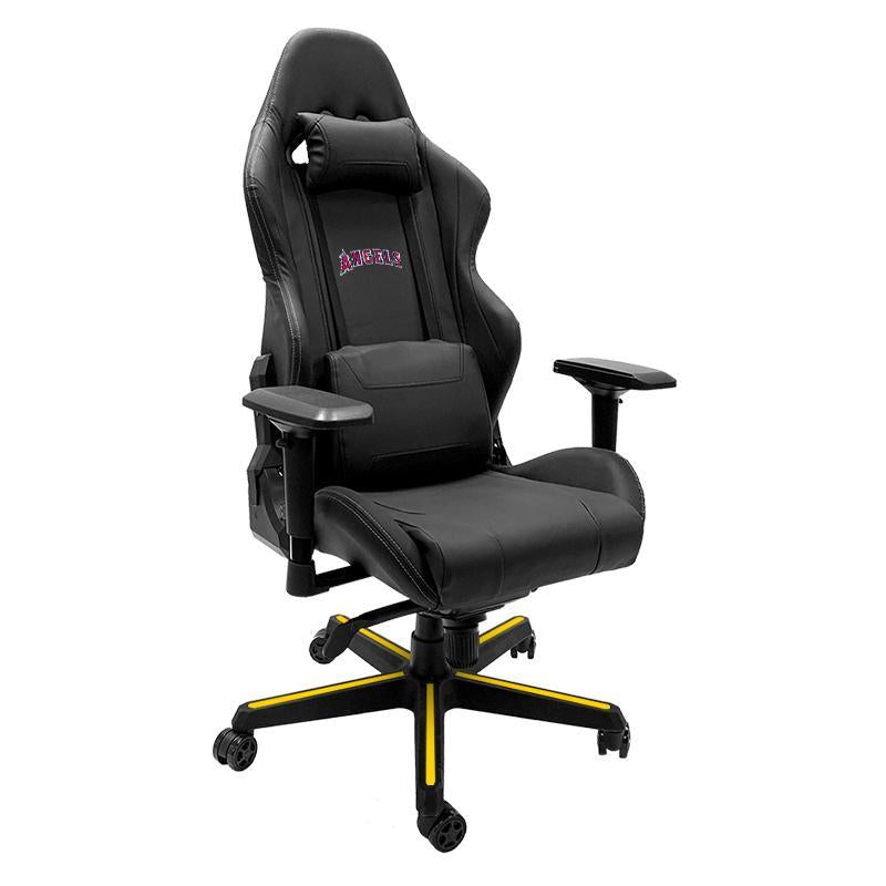 Los Angeles Angels Secondary Xpression Gaming Chair with Logo