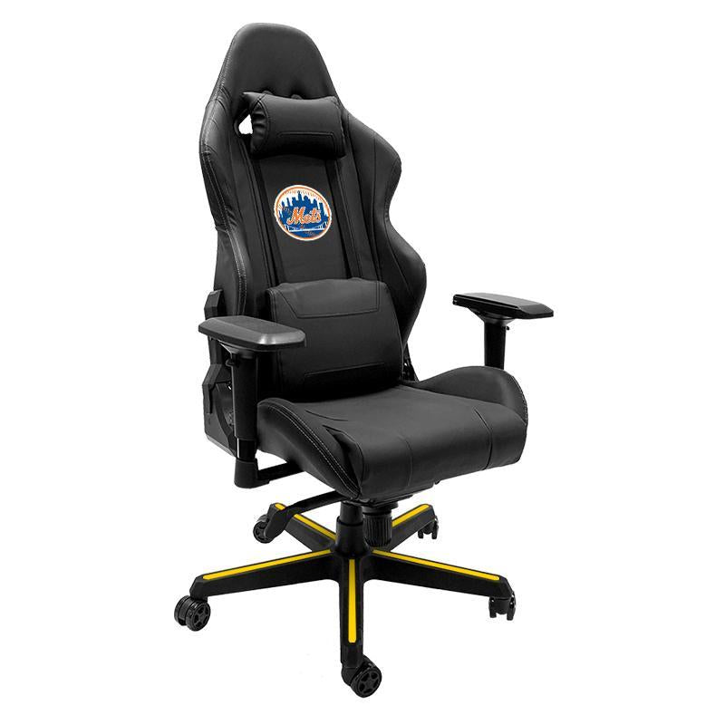 New York Mets Xpression Gaming Chair with Logo