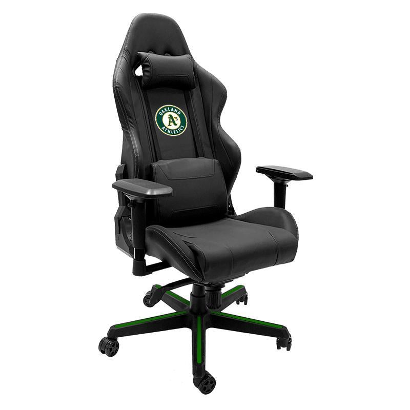 Oakland Athletics Xpression Gaming Chair with Logo