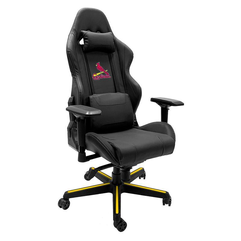 St. Louis Cardinals Xpression Gaming Chair with Logo