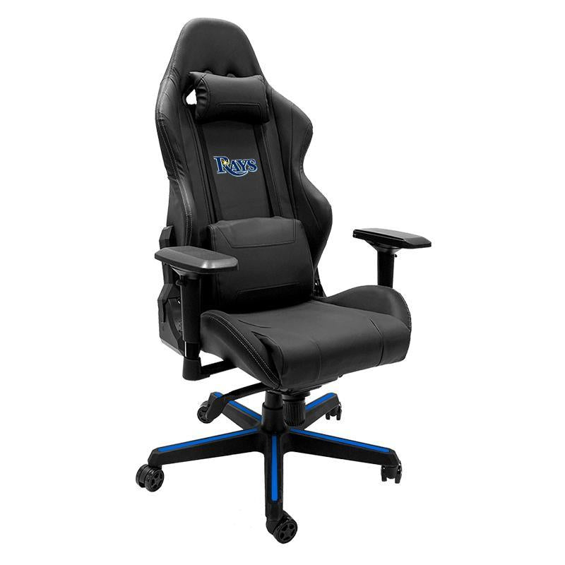 Tampa Bay Rays Xpression Gaming Chair with Logo