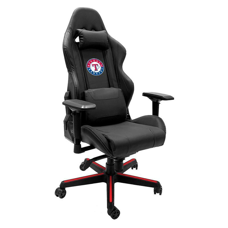 Texas Rangers Xpression Gaming Chair with Logo