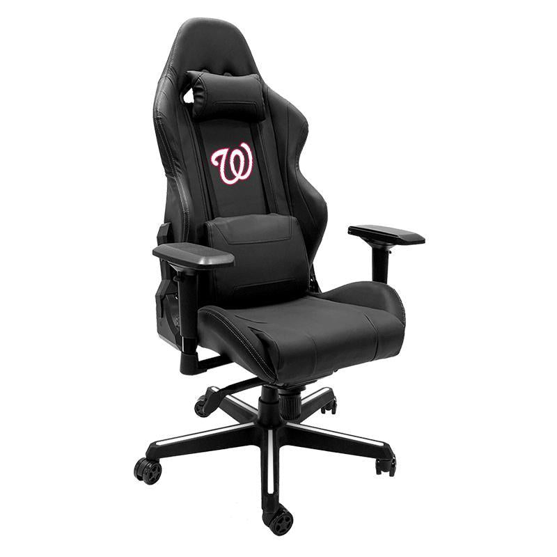 Washington Nationals Secondary Xpression Gaming Chair with Logo