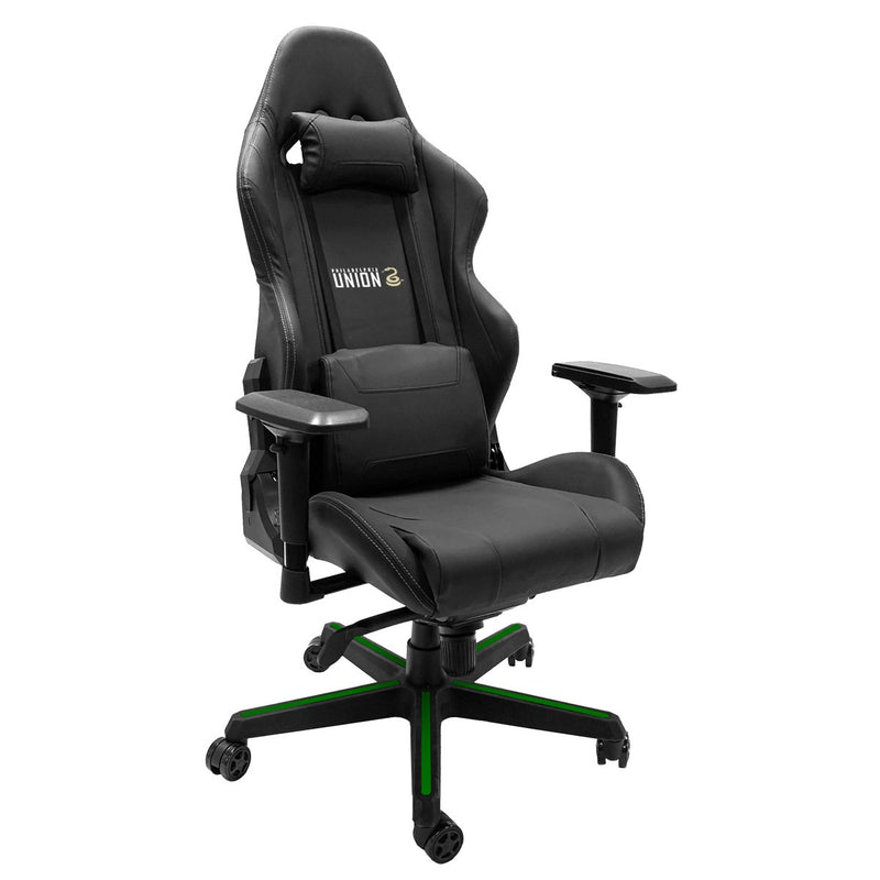 Xpression Gaming Chair with Philadelphia Union Wordmark Logo