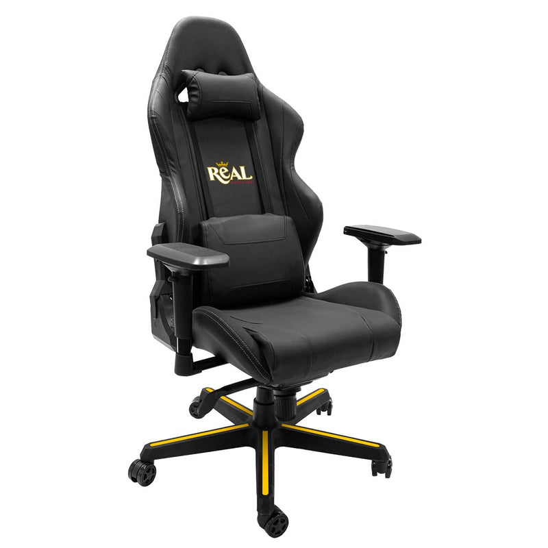 Xpression Gaming Chair with Real Salt Lake Wordmark Logo