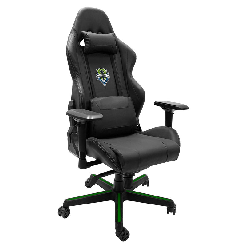 Xpression Gaming Chair with Seattle Sounders Logo