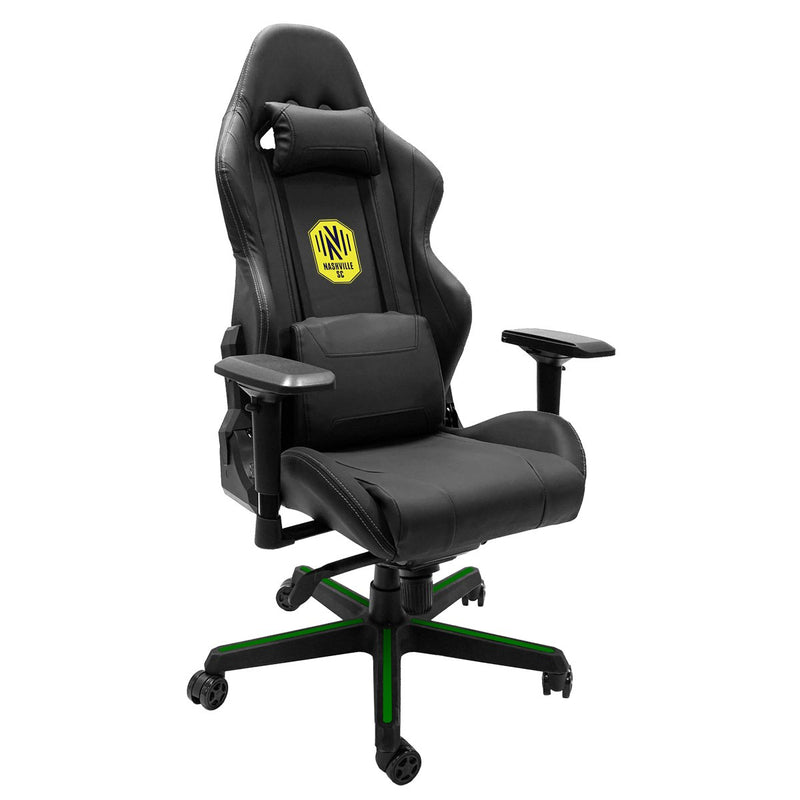 Xpression Gaming Chair with Nashville SC Logo