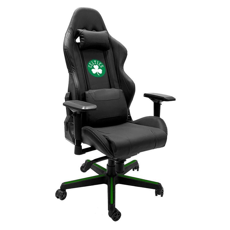 Boston Celtics Secondary Xpression Gaming Chair with Logo