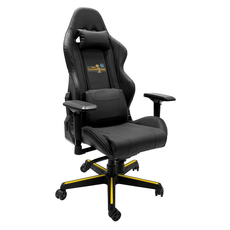 Golden State Warriors 2017 Champions Xpression Gaming Chair with Logo