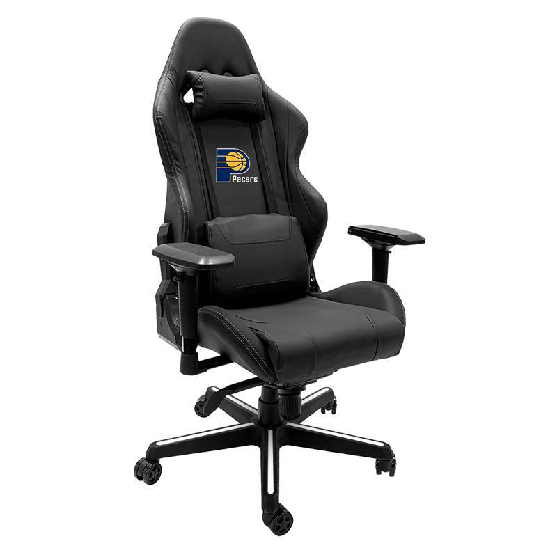 Indiana Pacers Xpression Gaming Chair with Logo