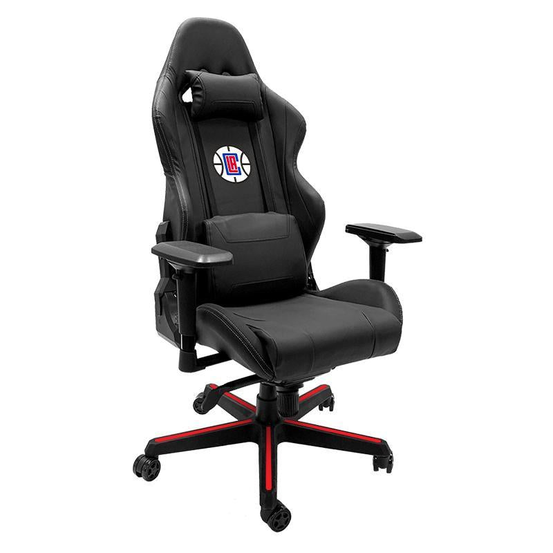 Los Angeles Clippers Xpression Gaming Chair with Logo