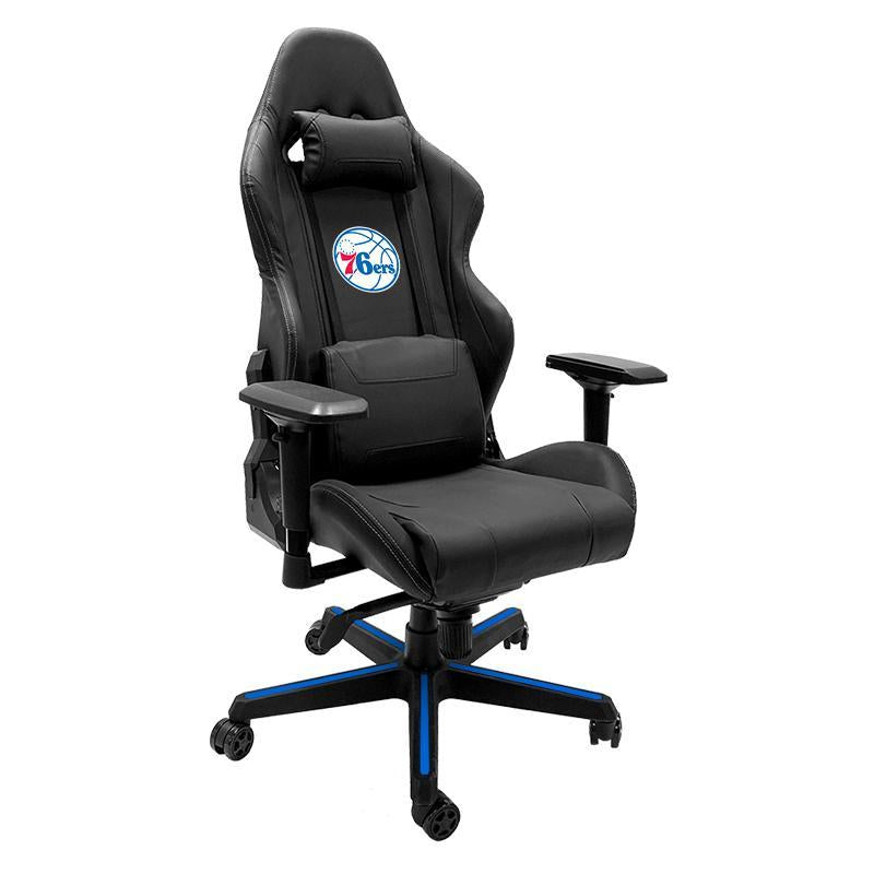 Philadelphia 76ers Secondary Xpression Gaming Chair with Logo