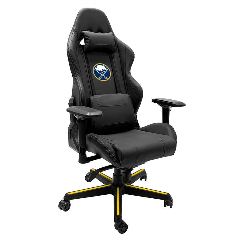 Buffalo Sabres Xpression Gaming Chair with Logo