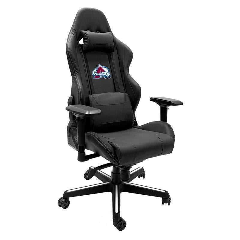 Colorado Avalanche Xpression Gaming Chair with Logo