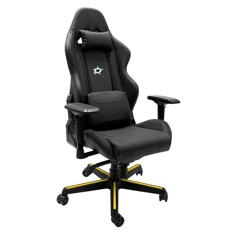Dallas Stars Xpression Gaming Chair with Logo
