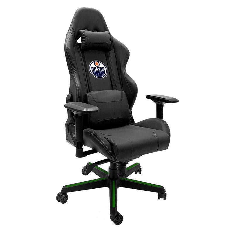 Edmonton Oilers Xpression Gaming Chair with Logo