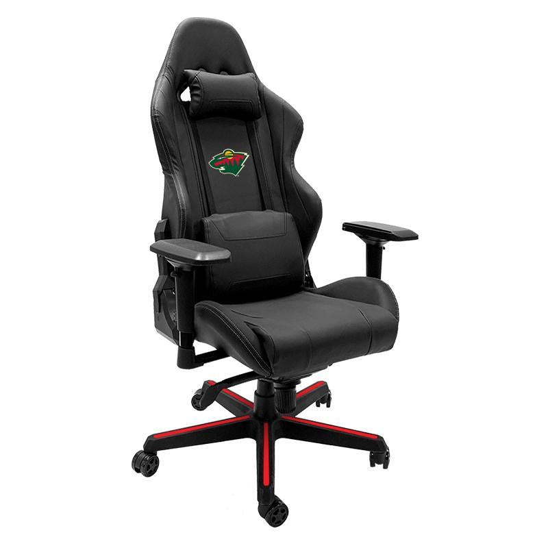 Minnesota Wild Xpression Gaming Chair with Logo