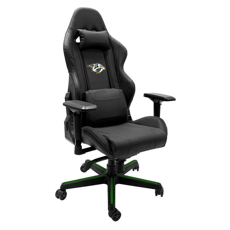Nashville Predators Xpression Gaming Chair with Logo