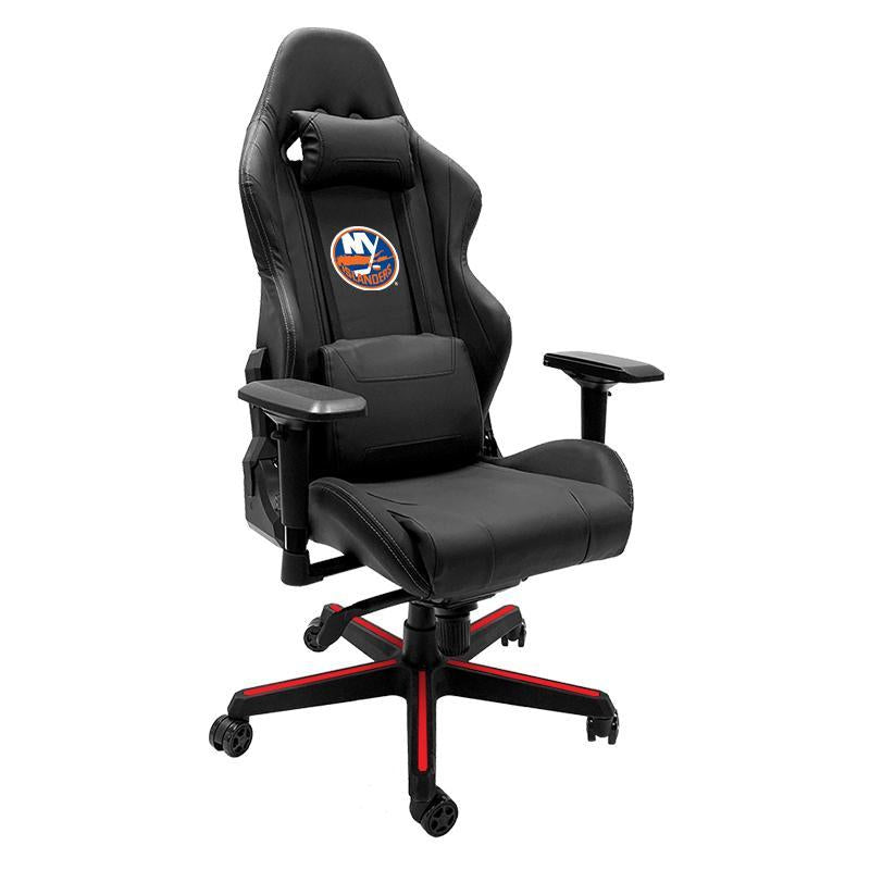 New York Islanders Xpression Gaming Chair with Logo