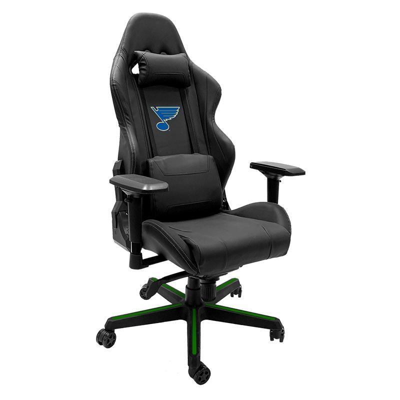 St. Louis Blues Xpression Gaming Chair with Logo