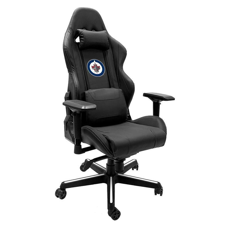 Winnipeg Jets Xpression Gaming Chair with Logo