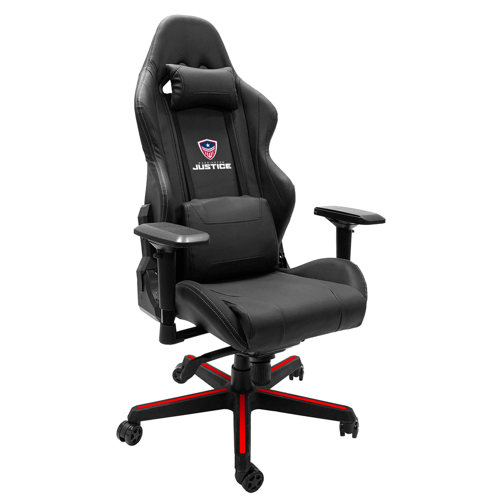 Washington Justice Xpression Gaming Chair with Logo