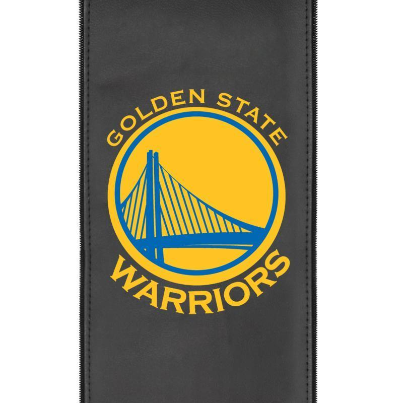 Golden State Warriors Global Logo Panel For Xpression Gaming Chair Only