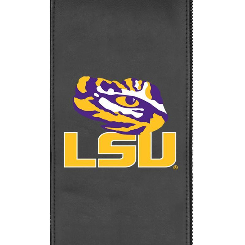 LSU Tigers Logo Panel For Xpression Gaming Chair Only