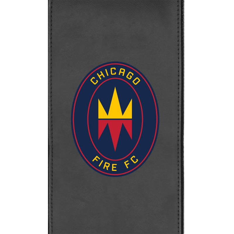 Chicago Fire FC Logo Panel for Xpression Gaming Chair Only