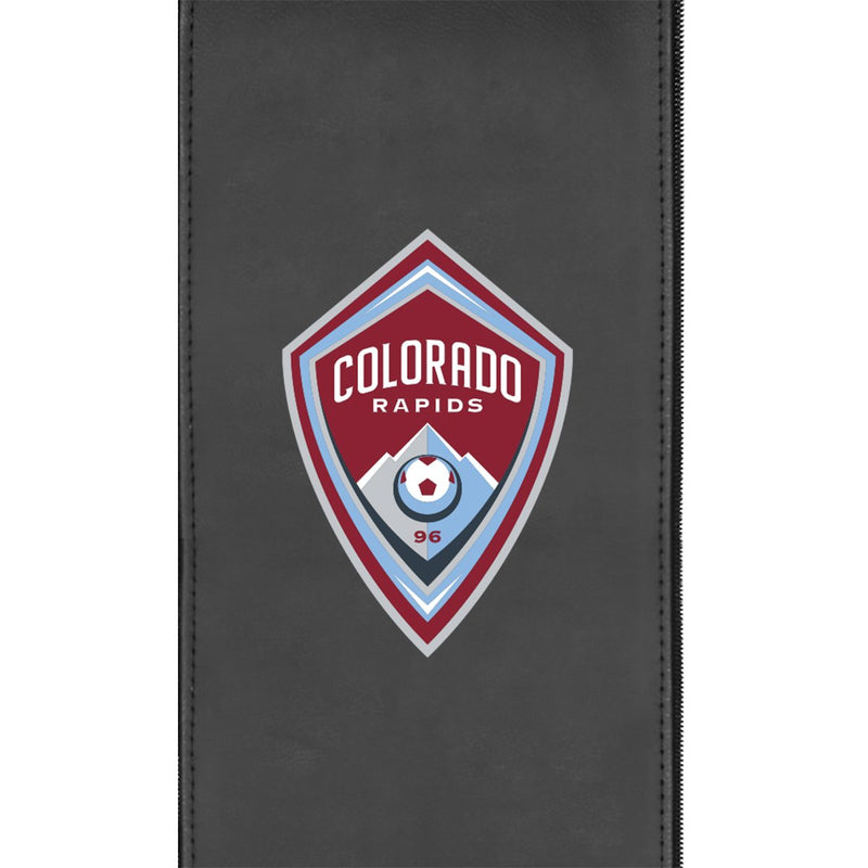 Stealth Recliner with Colorado Rapids Wordmark Logo