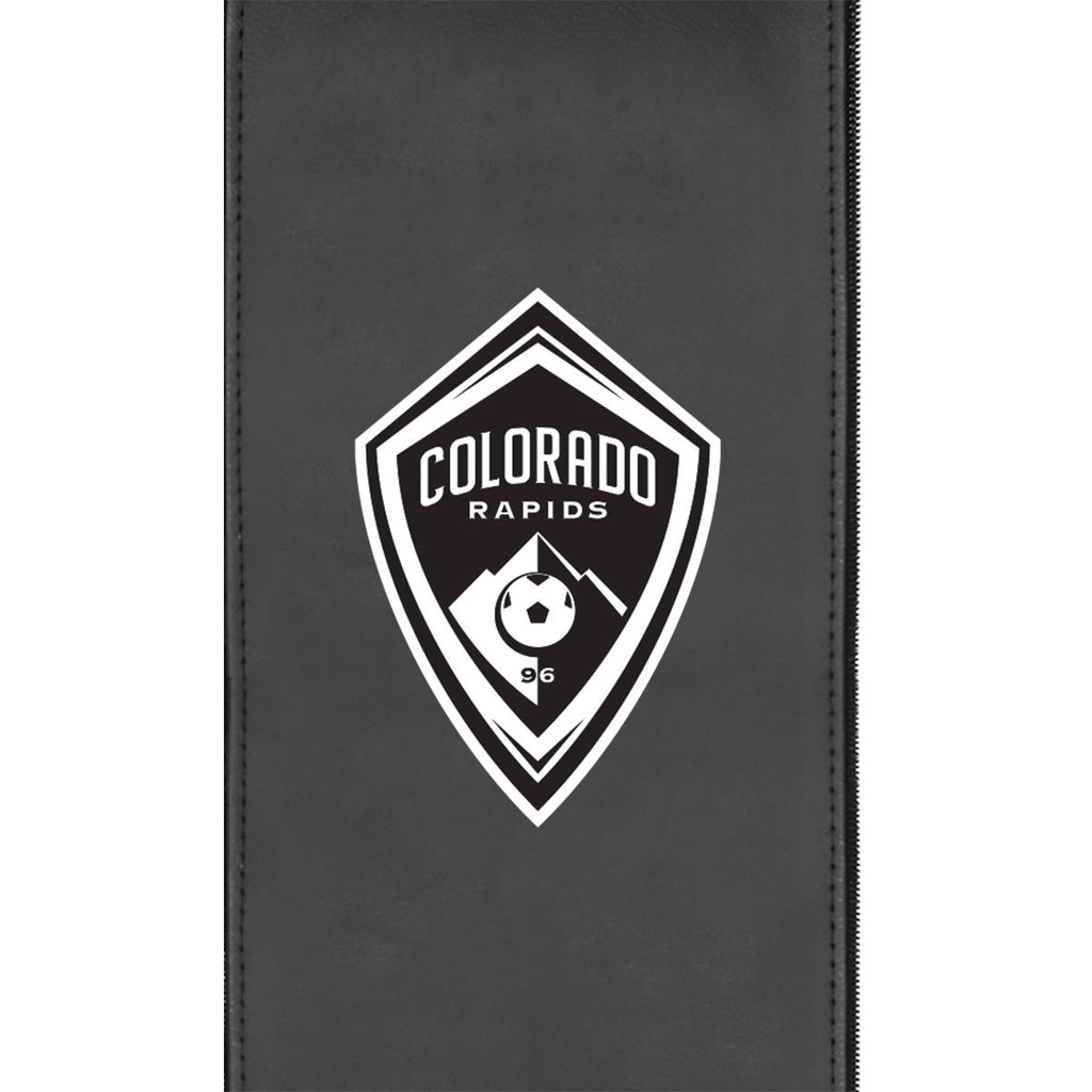 Colorado Rapids Alternate Logo Panel for Xpression Gaming Chair Only