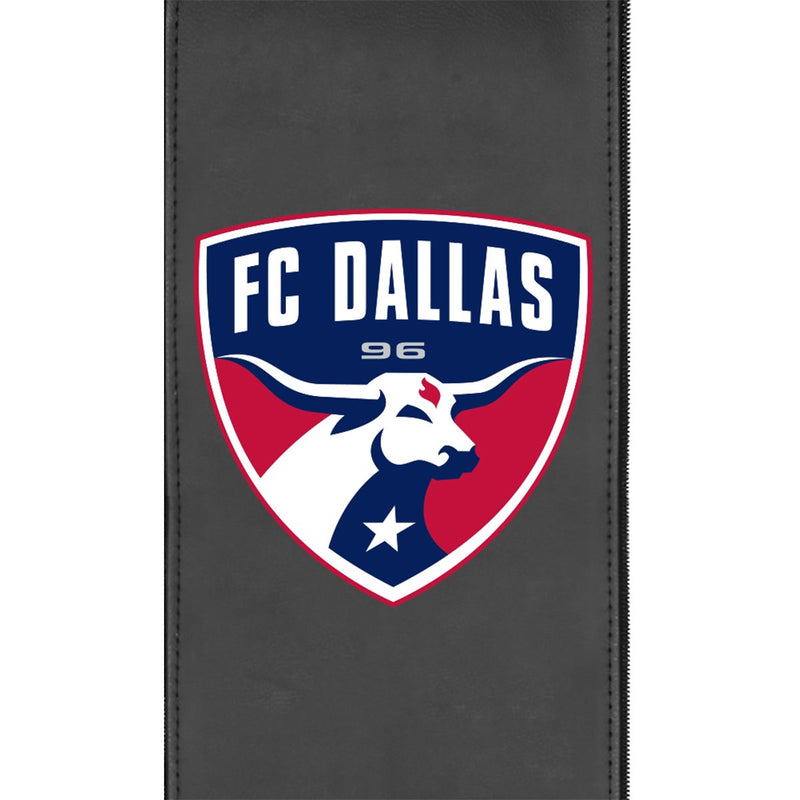 FC Dallas Logo Panel Fits Xpression Gaming Chair Only