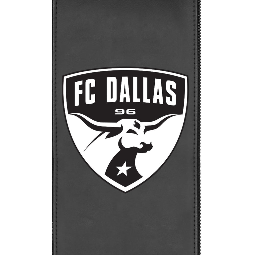 FC Dallas Alternate Logo Panel Fits Xpression Gaming Chair Only