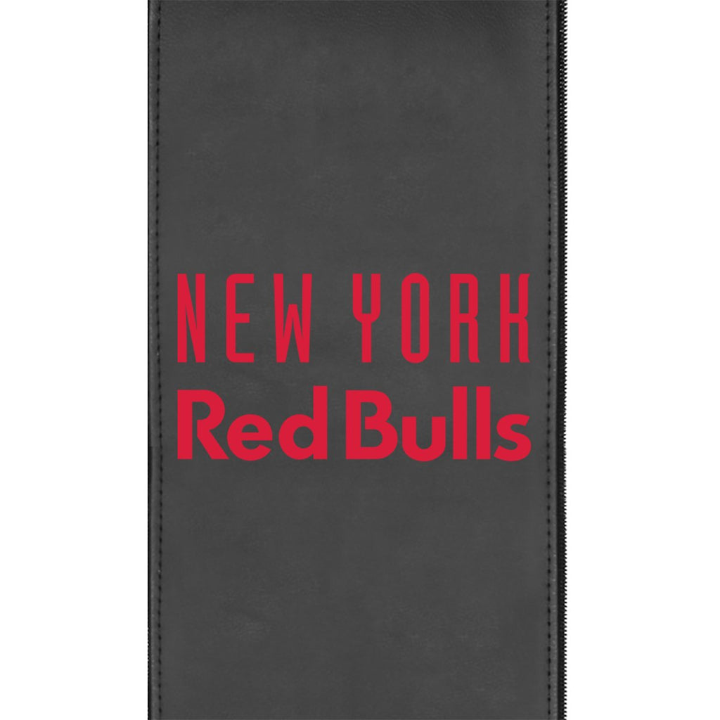 New York Red Bulls Wordmark Logo Panel Standard Size